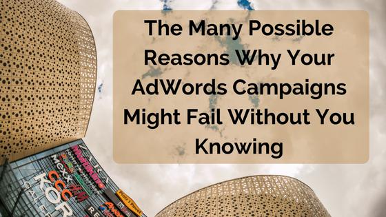 AdWords campaign