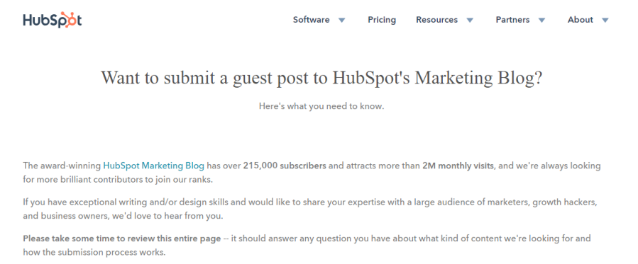 link building through guest posts