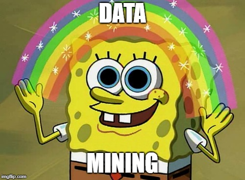 data mining meme