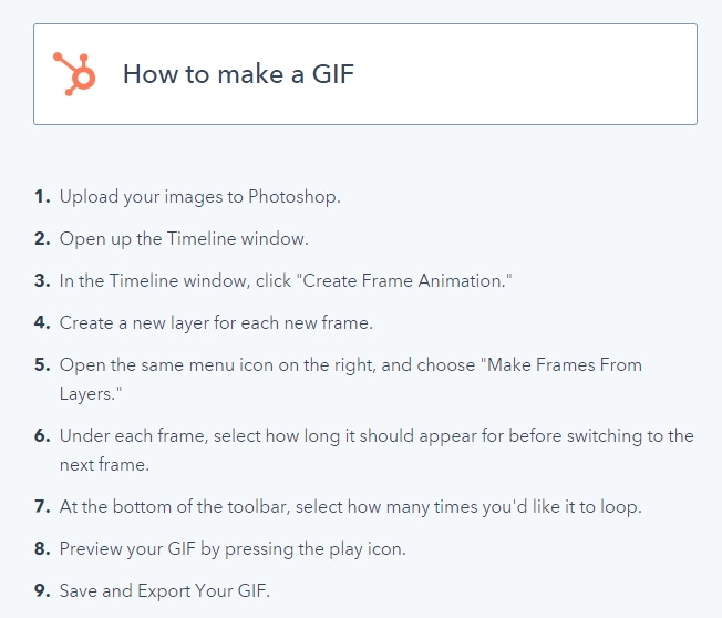 gif tutorial