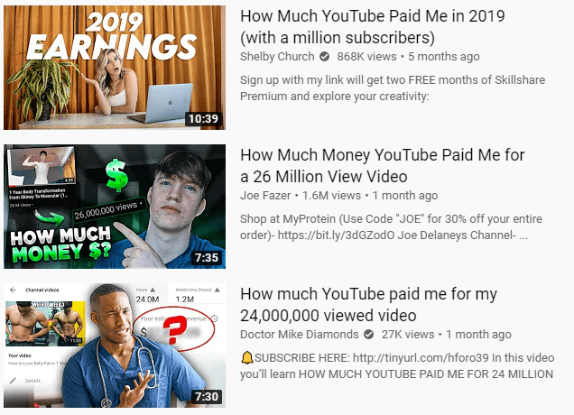 youtube content strategy